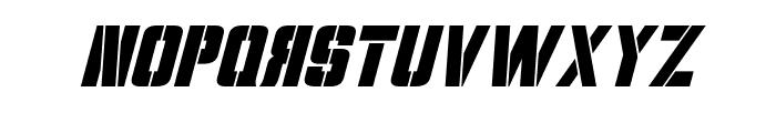 Volkoff Italic Font LOWERCASE