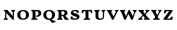 Vollkorn SC Bold Font LOWERCASE