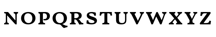 Vollkorn SC SemiBold Font LOWERCASE