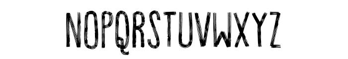 Volumen DEMO Regular Font UPPERCASE