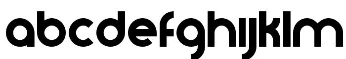 VomZom Font LOWERCASE