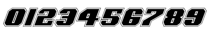 Voortrekker Pro Italic Font OTHER CHARS