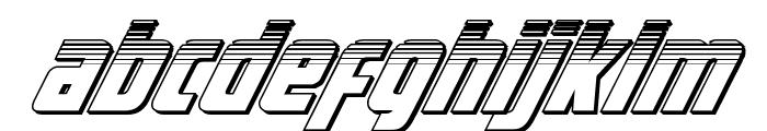 Voyage Fantastique Platinum Font LOWERCASE