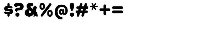Voivode Regular Font OTHER CHARS