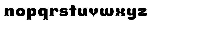 Voivode Regular Font LOWERCASE