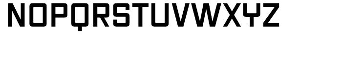 Vox Bold Font UPPERCASE