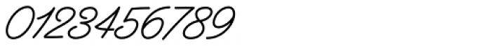Vodka Pen Regular Font OTHER CHARS