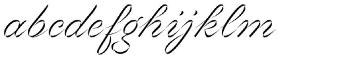 Volina Font LOWERCASE