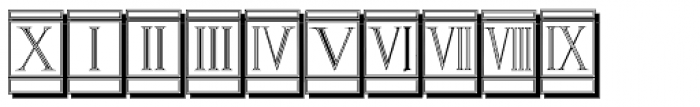 Volitiva Open Face N3 Font OTHER CHARS
