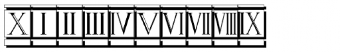 Volitiva White Seal Font OTHER CHARS
