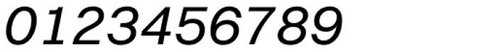 Volkart Italic Font OTHER CHARS