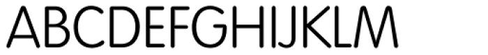 Volkswagen TS Light Font UPPERCASE