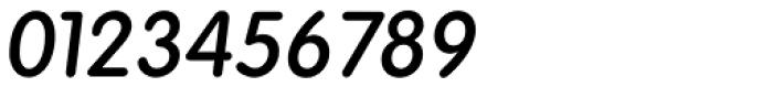 Volkswagen TS Medium Italic Font OTHER CHARS