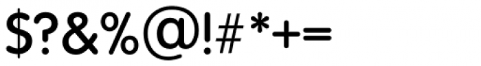 Volkswagen TS Medium Font OTHER CHARS