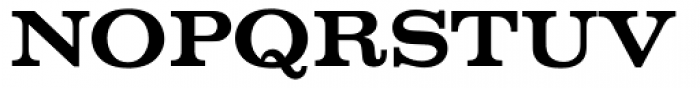 Volta Medium Font UPPERCASE