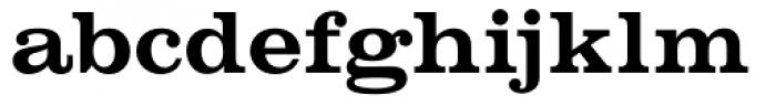 Volta Medium Font LOWERCASE