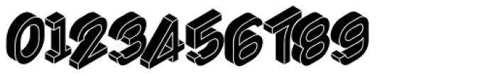 Volume Black Font OTHER CHARS