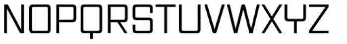Vox Regular Font UPPERCASE