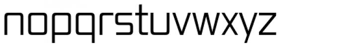 Vox Regular Font LOWERCASE