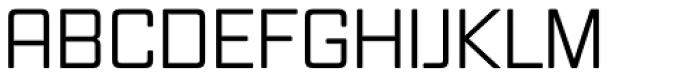 Vox Round Font UPPERCASE