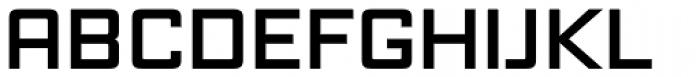Vox Wide Bold Font UPPERCASE