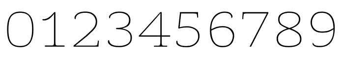 Voto Serif GX Font OTHER CHARS