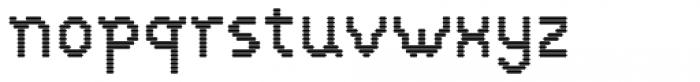 VP Pixel CRT Font LOWERCASE