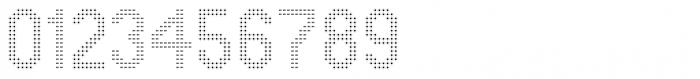 VP Pixel Dot Sparse Font OTHER CHARS