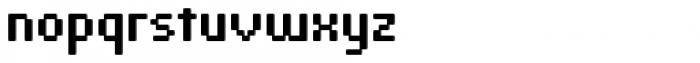 VP Pixel Pro Medium Font LOWERCASE