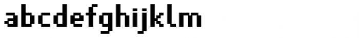 VP Pixel Pro Micro Font LOWERCASE