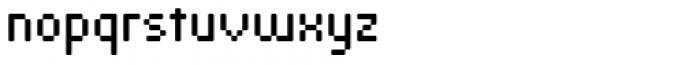 VP Pixel Pro Regular Font LOWERCASE