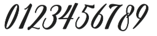 Vracter otf (400) Font OTHER CHARS
