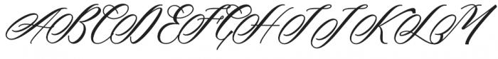 Vracter otf (400) Font UPPERCASE