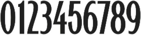 VTC Horoscope Sans otf (400) Font OTHER CHARS