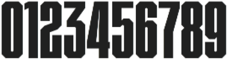 VTF Showcard Black otf (900) Font OTHER CHARS