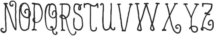 VTKS MINDFULNESS v2 ttf (400) Font LOWERCASE