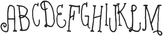 VTKS MINDFULNESS v3 ttf (400) Font LOWERCASE
