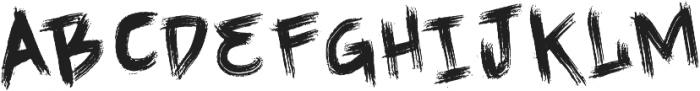 VTKS PAINEL 3 ttf (400) Font UPPERCASE