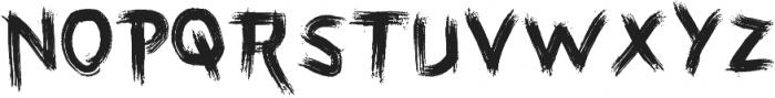 VTKS PAINEL ttf (400) Font UPPERCASE