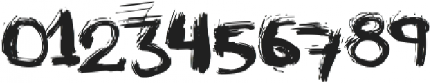 VTKS  mural ttf (400) Font OTHER CHARS