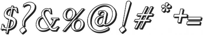 Vtks Bandoleones2 ttf (400) Font OTHER CHARS
