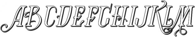 Vtks Bandoleones2 ttf (400) Font LOWERCASE