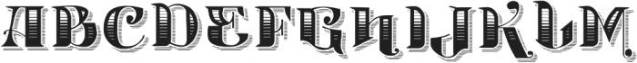 Vtks Boutique 2 ttf (400) Font LOWERCASE