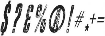 Vtks Classicuda 2 ttf (400) Font OTHER CHARS