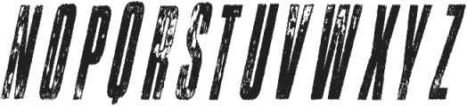 Vtks Classicuda 2 ttf (400) Font UPPERCASE