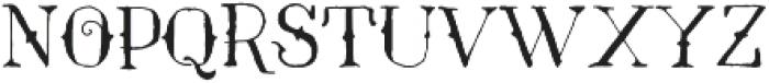 Vtks Contrast ttf (400) Font LOWERCASE