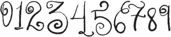 Vtks Friaka ttf (400) Font OTHER CHARS