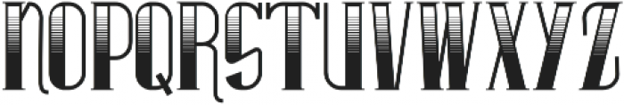 Vtks Hotel 3 ttf (400) Font UPPERCASE