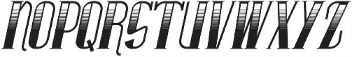 Vtks Hotel 4 ttf (400) Font UPPERCASE