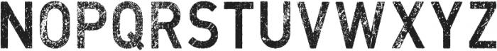 Vtks MRD67 ttf (400) Font LOWERCASE